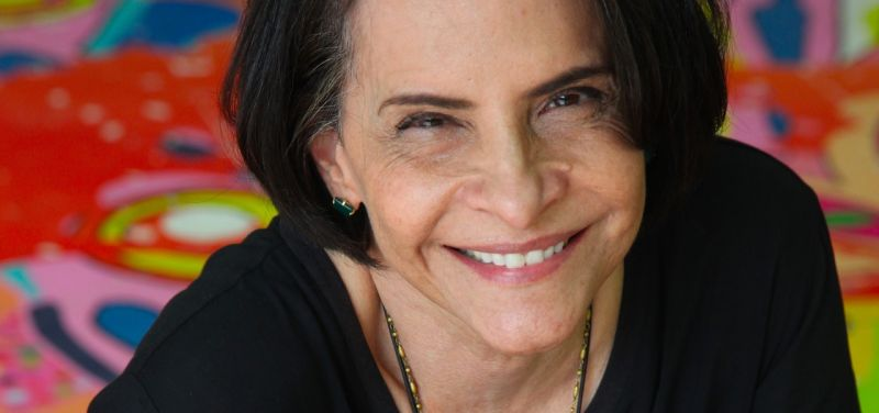 """Cantora Marina Lima é a atração do projeto online """"Bate-Papo de Cinema"""""""