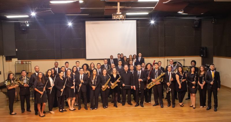 Banda Municipal realiza concerto especial do Dia das Crianças, nesta quinta-feira (14/10)