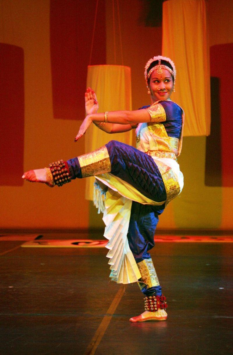 Estão abertas as inscrições para oficina de dança clássica indiana