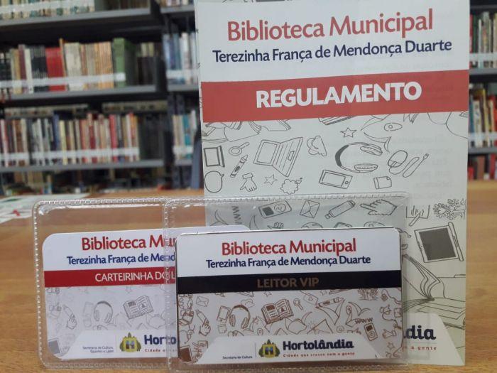 Biblioteca Municipal lança projeto que beneficia usuário assíduo