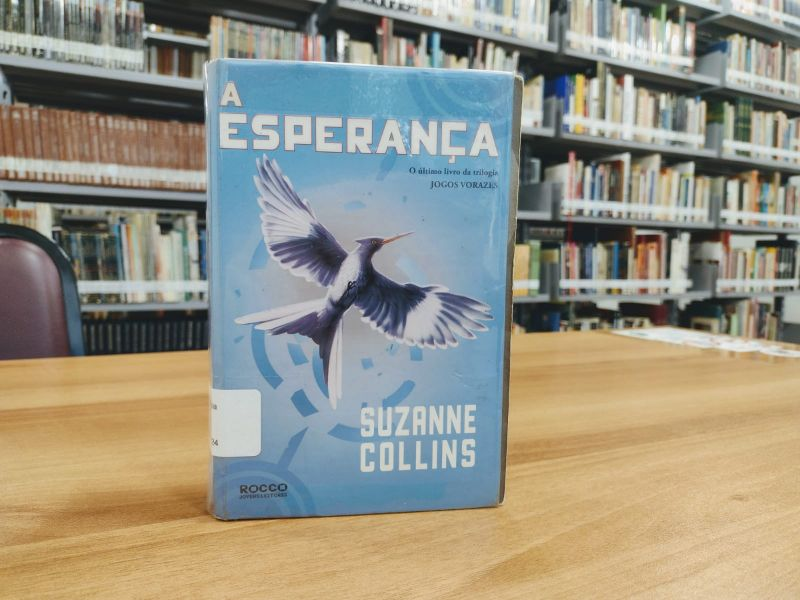 Três livros ficam em 1º lugar no ranking das obras mais lidas pelos leitores da Biblioteca Municipal