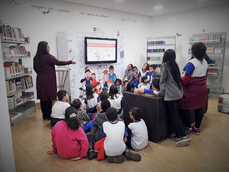 Biblioteca Municipal e Centro de Memória iniciam agendamento de visitas monitoradas