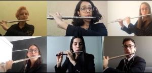 Banda Municipal completa 26 anos com apresentação comemorativa online