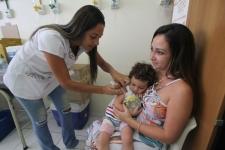 Campanha de vacinação contra a Influenza é prorrogada até o dia 30 deste mês