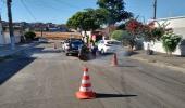 Prefeitura fiscaliza ligações irregulares na rede de esgoto do Jardim Novo Ângulo