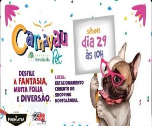 Ação do DPBEA sobre guarda responsável de animais domésticos no CarnavAU Pet é neste sábado (29/02)