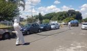 Prefeitura de Hortolândia realiza descontaminação de vias próximas à comércios essenciais