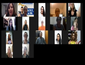Roda de conversa virtual sobre autismo reúne 50 pessoas em Hortolândia
