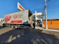 Prefeitura recebe 600 cestas básicas de supermercado para doar à população vulnerável