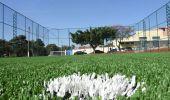 Prefeitura conclui construção de novo campo de futebol society no Remanso Campineiro