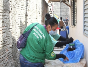 Prefeitura de Hortolândia solicita para que população receba agentes da ação casa a casa de combate ao Aedes aegypti