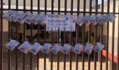 """""""Varal Solidário"""" disponibiliza máscaras para moradores de Hortolândia"""