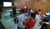 Comerciantes do Jd. Terras de Santo Antônio dialogam com a Prefeitura andamento de obras do PIC no bairro