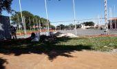 Construção do campo de futebol society do Remanso Campineiro entra em novo estágio