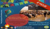 Banda Municipal de Hortolândia apresenta seleção junina, nesta segunda-feira (29/06)