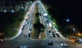 Com nova iluminação de LED, Hortolândia ficará mais segura