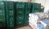 Banco de Alimentos da Prefeitura arrecada mais de duas toneladas de alimentos em campanha permanente