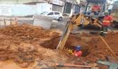 Quatro bairros de Hortolândia têm serviços de manutenção na rede de esgoto